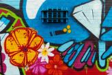 Fotostudio Achtergrondfoto op Vinyl - Graffiti 7
