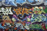 Fotostudio Achtergrondfoto op Vinyl - Graffiti 11