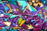 Fotostudio Achtergrondfoto op Vinyl - Graffiti 13
