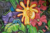 Fotostudio Achtergrondfoto op Vinyl - Graffiti 15