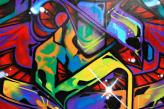 Fotostudio Achtergrondfoto op Vinyl - Graffiti 16