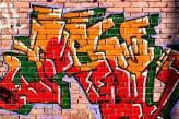 Fotostudio Achtergrondfoto op Vinyl - Graffiti 17